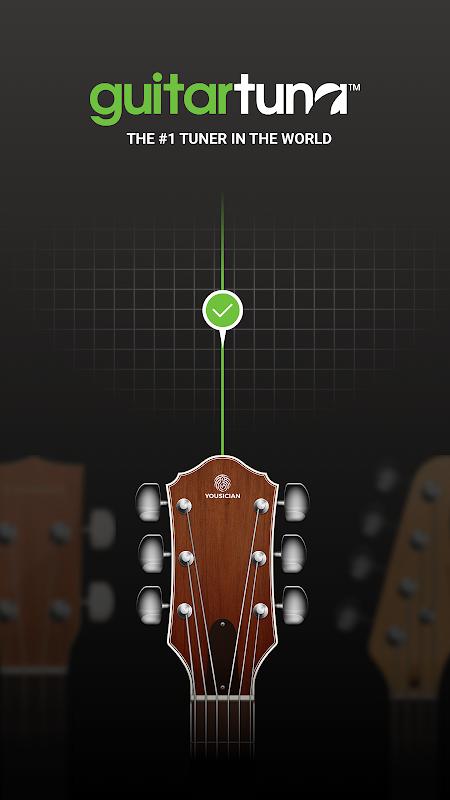 Guitar Tuner Free - GuitarTuna screenshot 2