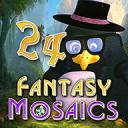 Fantasy Mosaics 24 [FULL]: Deserted Island
