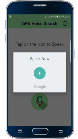 Voice Navigation Map Search 1 1 Download APK for Android