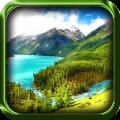 landscape live wallpaper icon