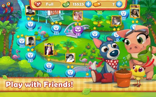 Farm Heroes Saga screenshot 18