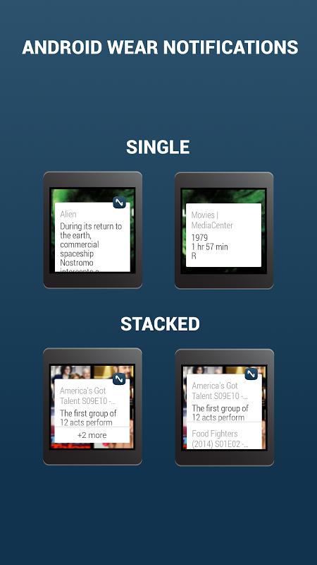 nuVue for Plex & Media Browser screenshot 2