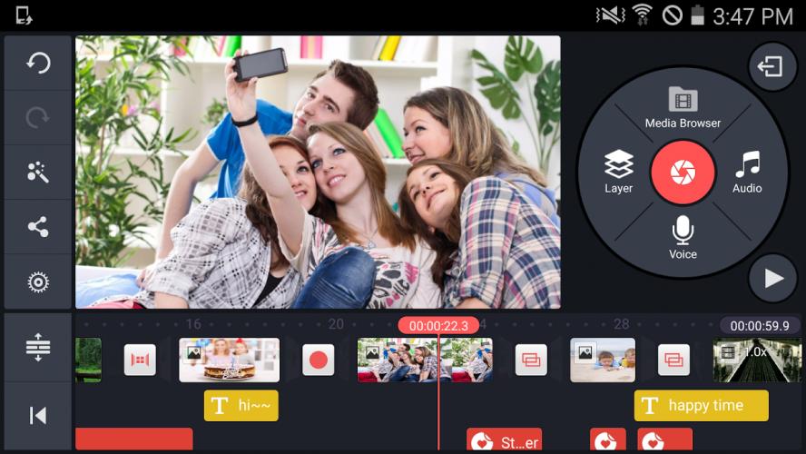 KineMaster – Éditeur vidéo Pro screenshot 4