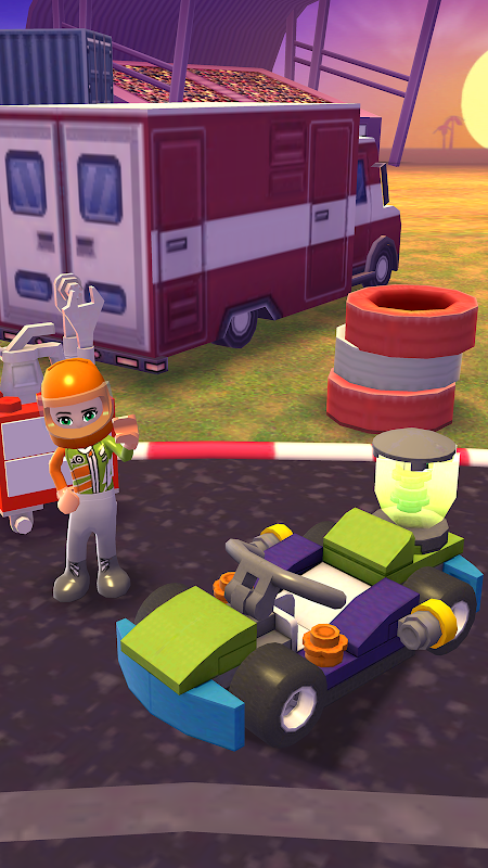 LEGO® Friends: Heartlake Rush screenshot 6