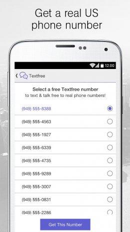 Text Free: WiFi Calling App 8 48 4 Télécharger l'APK pour