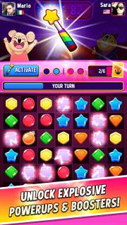 Match Masters - PVP Match 3 Puzzle Game screenshot 5