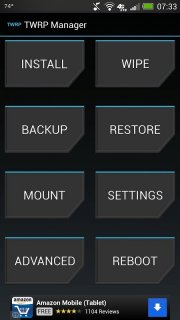 TWRP Manager  (ROOT) screenshot 2