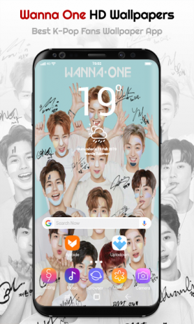 Wanna One Kpop Wallpapers 10 Download Apk For Android Aptoide