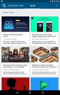 Aplikace od O2 screenshot 16