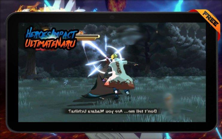 download game naruto ultimate ninja storm impact android