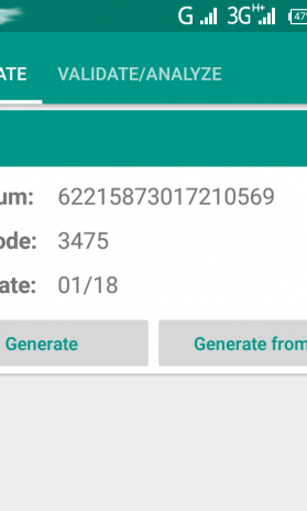 For Validator Apk - 5 6 Download Android Number Credit Generator And 0 Aptoide Card