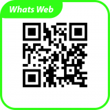 Whats Web For Whatsapp Web Scan Icon