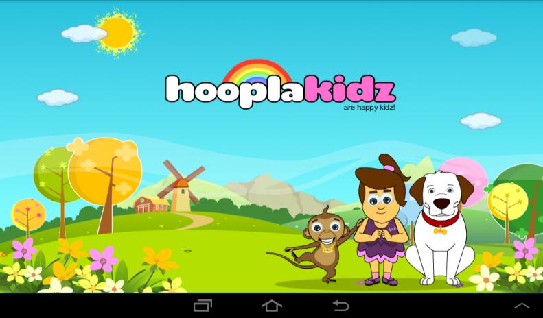 Hooplakidz Nursery Rhymes Screenshot 12