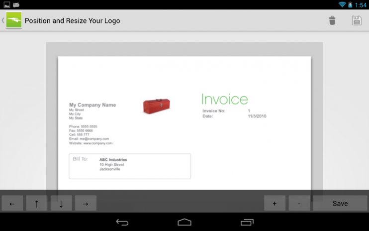 Invoicego Invoice App Download APK For Android Aptoide - Invoice2go software