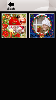 Xmas Wreath Photo Collage screenshot 8