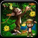 Monkey Banana Stunts