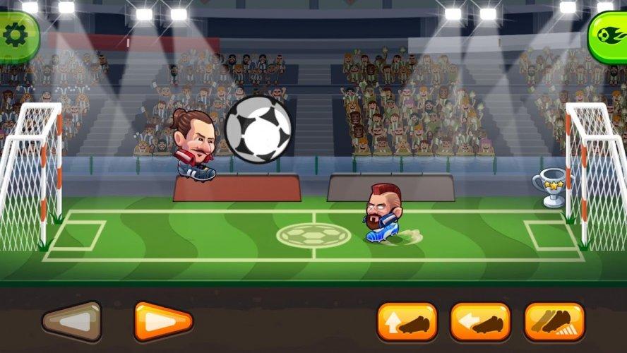 Head Ball 2 - Online Football Game screenshot 5