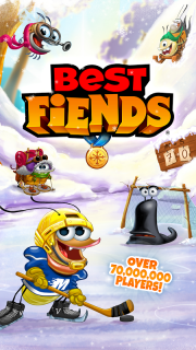 Best Fiends - Puzzle Adventure screenshot 18