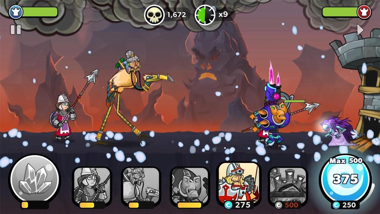 Tower Conquest screenshot 8