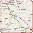 Mappe GPS, Route Finder - Navigazione, Indicazioni