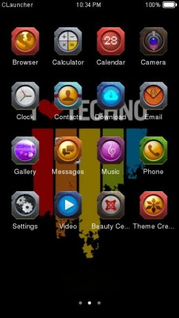 Best Techno  С Launcher Theme 4 8 6 Download APK for Android