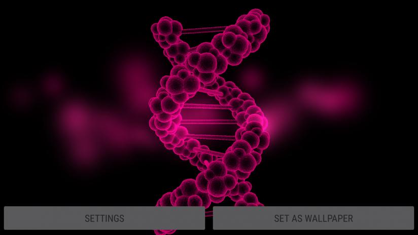 Blood Cells Particles 3d Parallax Live Wallpaper Screenshot 15
