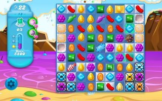 Candy Crush Soda Saga Screen
