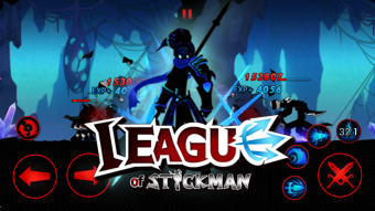 League of Stickman Screenshot