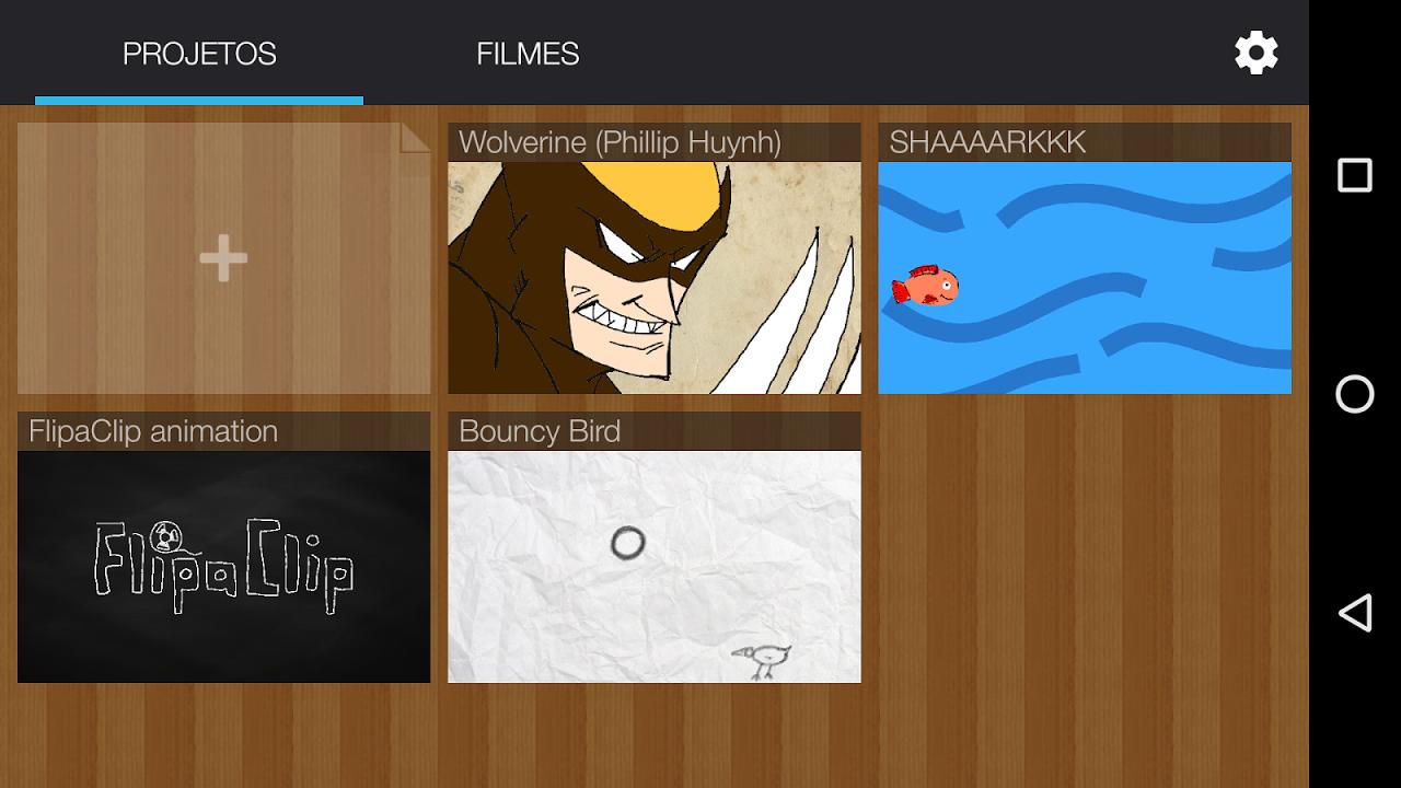 FlipaClip: Desenho animado screenshot 2