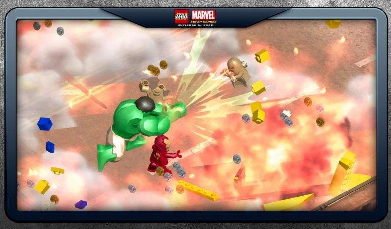 Downlaod Lego marvel super heroes Apk