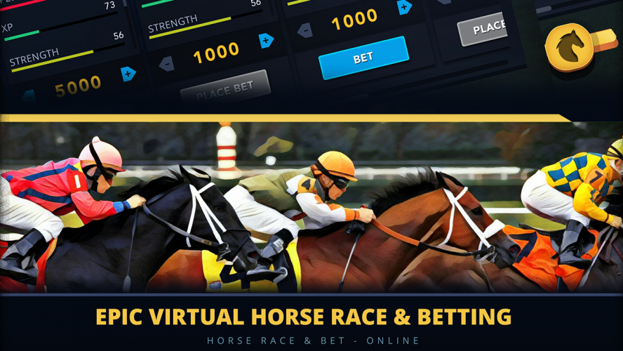 Horse betting games free download first live betting sportsbooks