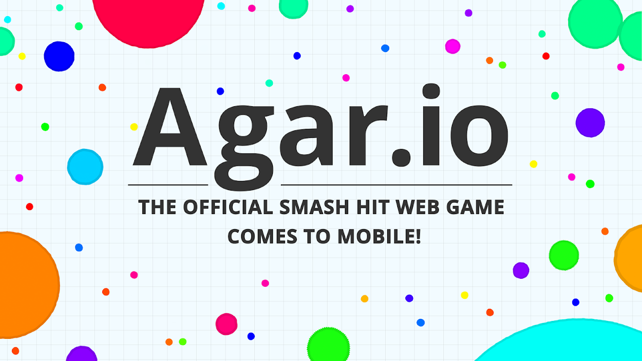 Agar.io screenshot 2