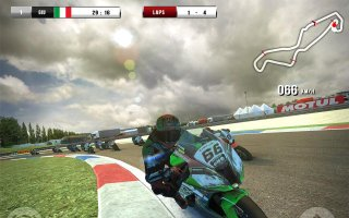 SBK16 Official Mobile Game Screen