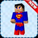 Superhero Skins for Minecraft PE