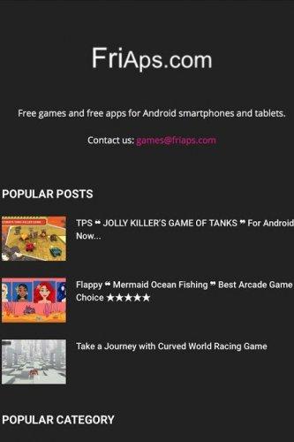 My Friaps - Game reviews screenshot 3