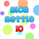 Blob Battle .io - Multiplayer Blob Battle Royale