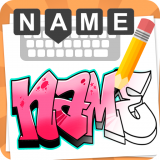 How to Draw Graffiti - Name Creator Icon