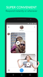 Glide - Video Chat Messenger screenshot 3