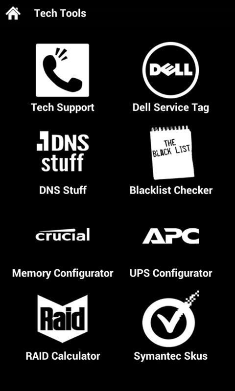 Tech Tools screenshot 1
