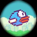 Flappy Bird Blue