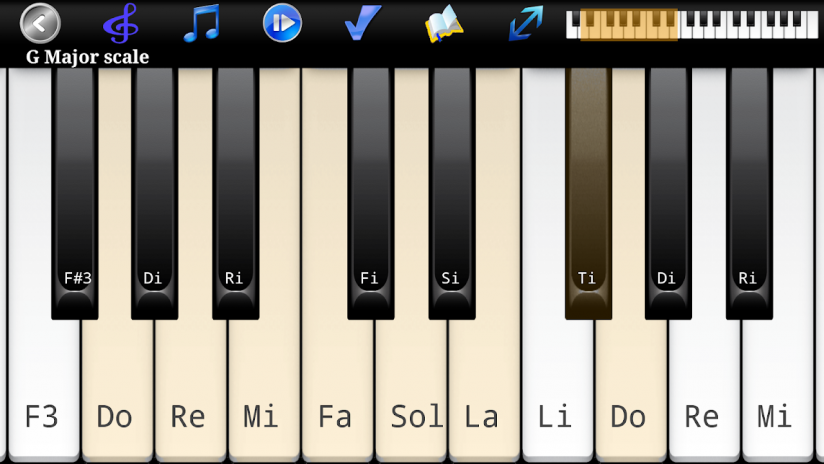 Piano Scales Chords Pro New Icons Download Apk For Android Aptoide