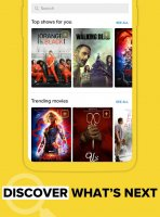 TV Time - Track Shows & Movies Screen