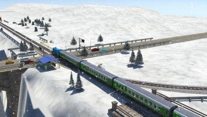Train Simulator by i Games v 2.5 (Mod Money/Unlock) 3