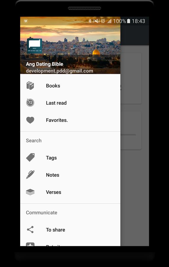 Ang dating biblia apps espanol