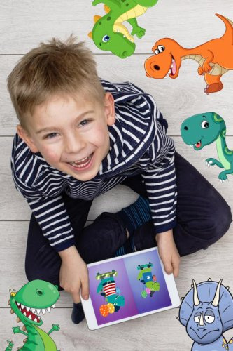 Game Dinosaurus Permainan Anak Anak 3 1 0 Download Apk Android Aptoide