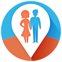 Couple Tracker Free - Cell phone tracker & monitor 1 92 Download APK