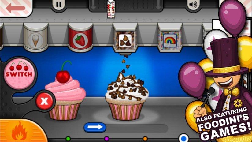 Papa's cupcakeria!!! « games « flipline studios blog.