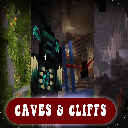 Caves and Cliffs Update Mod for Minecraft - MCPE