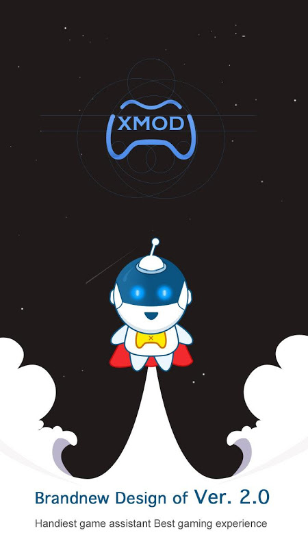 Xmodgames-Free Game Assistant screenshot 1