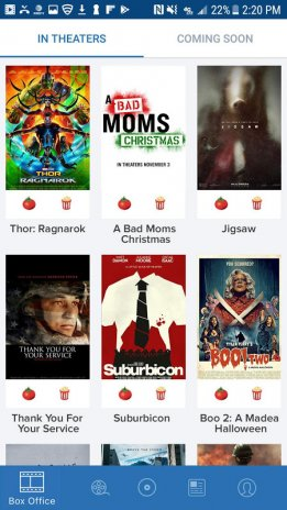 Movies by Flixster, with Rotten Tomatoes 9 1 7 Download APK
